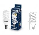 Лампа энергосб. Hyundai FS\2\10-13W-842-E14 спираль