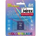 Карта памяти SDHC MIREX 32GB