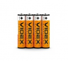 Батарейка VIDEX R03 ААА (4/60/1440) СОЛЕВАЯ