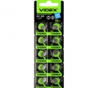 Батарейка VIDEX AG3 (10/100/1600)