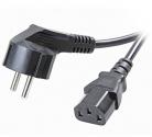 Шнур сетевой компьютерный 3м з/з 6A AT4547