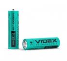 Аккумулятор VIDEX 14500 800mAh 3,7V без защиты (1/50)