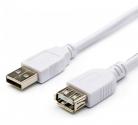 Кабель USB шт. A - гн. A 0,8м АТ3788 удлинитель