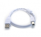 Кабель USB шт. A - шт. B 0,8м АТ6152