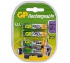 Аккумулятор GP R03/AAA/950 mAh ( 4/40 )