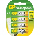 Аккумулятор GP R6/AA/2300 mAh BL*4
