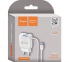 Зарядное устройство сетевое DREAM DRM-SM11 TYPE-C 2.4A 1м