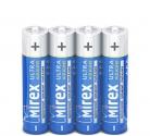 Батарейка MIREX LR03 ( 4/40/1000 ) shrink АЛКАЛИНОВАЯ