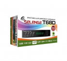 Цифровая ТВ приставка SELENGA T68D Wi-Fi
