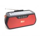 Портативная Bluetooth колонка FEPE FP-81-S КРАСНЫЙ