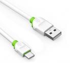 Кабель USB 2.0 шт. A - шт. TYPE-C 1м LDNIO LS32 2,4A