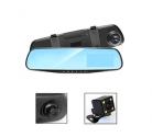 Видеорегистратор-зеркало NICE DEVACE ND-CM0200 2 камеры