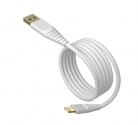 Кабель шт. USB A - шт. Lightning 1м DC01