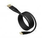 Кабель USB 2.0 шт. A - шт. TYPE-C 1м DC01