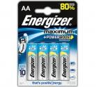 Батарейка ENERGIZER LR6 MAXIMUM ( 4/48 )