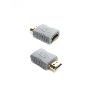 Переходник шт. HDMI - гн. HDMI