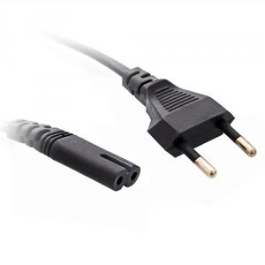 Шнур сетевой 3м с вилкой для аудиотехники АТКОМ
