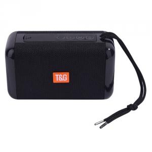 Портативная Bluetooth колонка TG163 ЧЁРНЫЙ