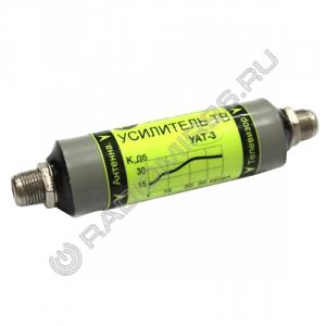 Усилитель антенный кабельный УАТ 3