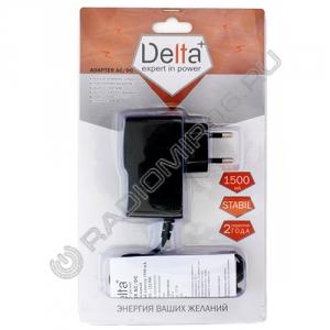 Блок питания Дельта ETL-121500 12V 1500mA штекер 5,5