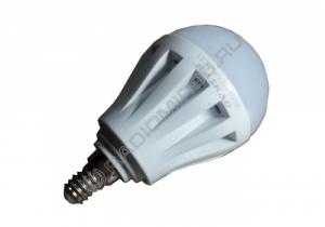 Лампа светодиодная KASKAD LE5E14A-220 5W/E14/4000K