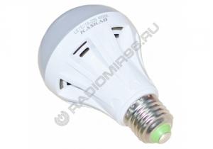 Лампа светодиодная KASKAD LE7E27A-220 7W/E27/4000K