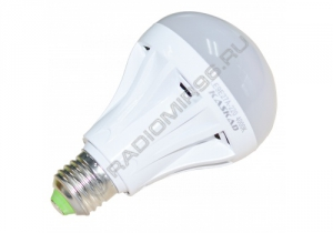 Лампа светодиодная KASKAD LE9E27A-220 9W/E27/4000K