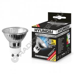 Лампа Hyundai  JCDR-220V-50W-GU10