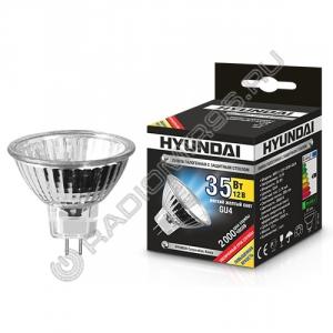 Лампа Hyundai  MR11 12V-35W-GU4