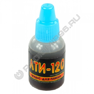 Флюс ЛТИ-120 25мл Connector