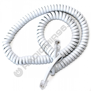 Телефонный шнур витой 4м