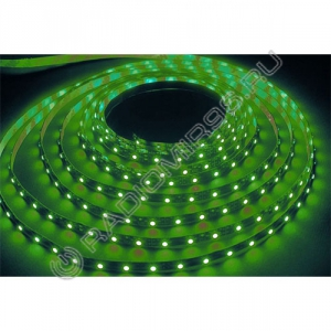 LED лента Smartbuy SMD 2835/60 IP65-4,8W/Green 5м