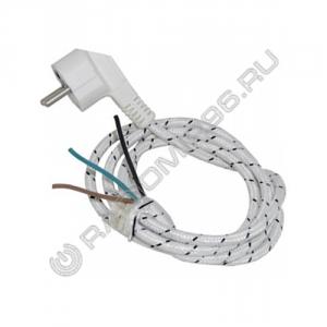 Шнур для утюга с з/з (ШРО 3*0,75) 2,2м
