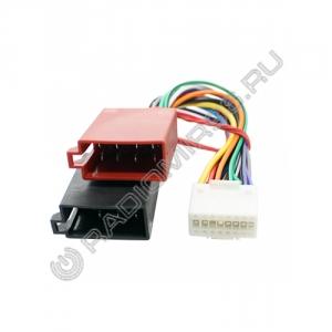 Разъём - переходник PIONEER 2.1 P-7400 - ISO