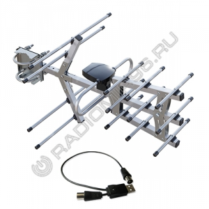 Антенна ТРИТОН-S-UHF BAS-1144-USB