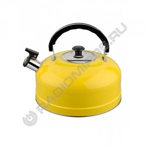 Чайник из нержавеющей стали IRIT IRH-410 2.5л