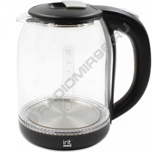 Чайник электрический IRIT IR-1909 стеклянный