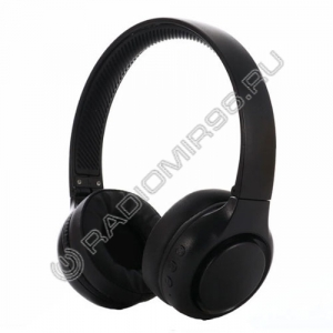 Наушники SY-BT1625 BLUETOOTH ЧЁРНЫЕ