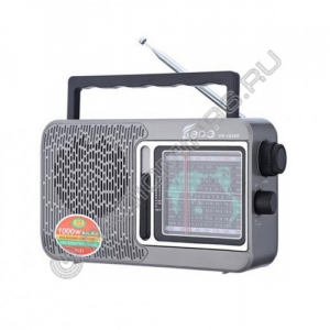 Радиоприемник FEPE FP-1820 СЕРЫЙ