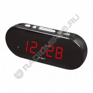 Часы VST-715 КРАСНЫЙ электронные