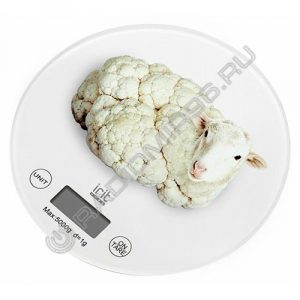 Весы кухонные электронные IRIT IR-7246