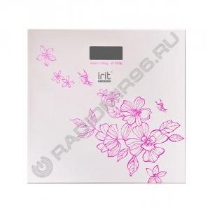 Весы напольные электронные IRIT IR-7258