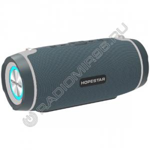 Портативная Bluetooth колонка HOPESTAR H45 СЕРЫЙ