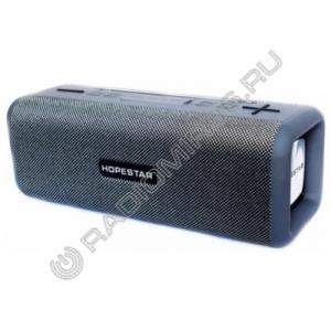 Портативная Bluetooth колонка HOPESTAR T9 СЕРЫЙ