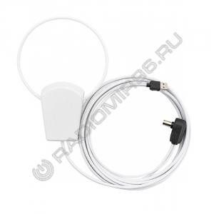 Антенна УРАЛОЧКА USB, кабель 5м, присоска