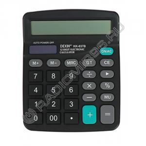 Калькулятор DEXIN KK-837B