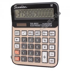 Калькулятор SUNWIDE DS-9922