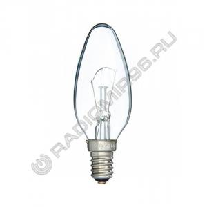 Лампа накаливания 60Вт Е14