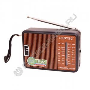Радиоприемник LEOTEC LT-607B