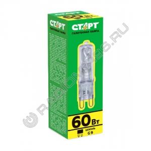 Лампа СТАРТ G9 220V 60W